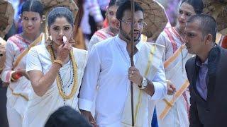 Thaamirabharani Actress Muktha Bhanu and Rinku Tomy Wedding   Marriage Photo