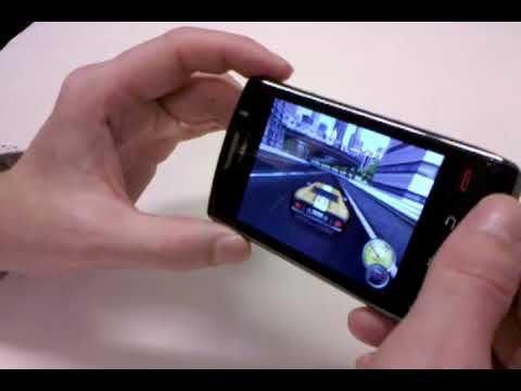 Need For Speed Shift 3D Para BlackBerry Storm 2 9550/9520 0