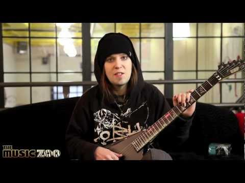 Alexi Laiho ESP Signature Series 600 Blacky