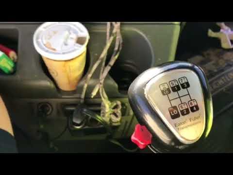 Array - trasmicion eaton fuller 13 velocidades  rh   youtube com