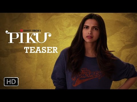 PIKU Trailer Teaser | Amitabh Bachchan, Deepika Padukone, Irrfan Khan