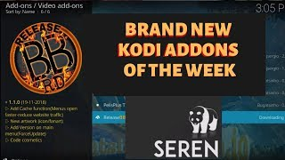 BRAND NEW  ADDONS FOR Discovery Movies, TV Shows & More