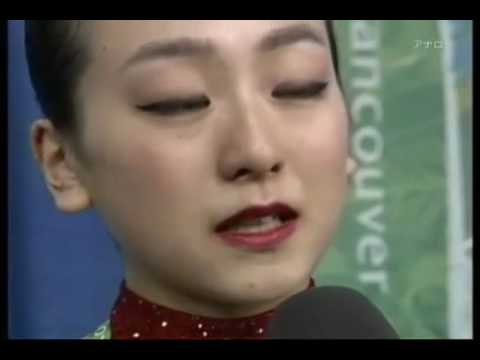 After Olympic, Asada Mao Interview with Tears