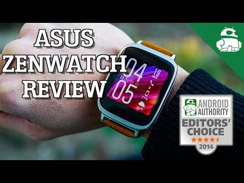 ASUS ZenWatch Review!