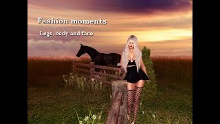 Second Life Fashion moments