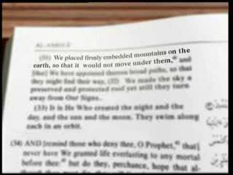miracle of Quran (english version) Part 7