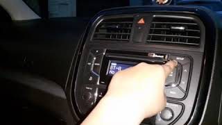 How to connect bluetooth in music system of brezza??? |hindi| ketan vlogs..|