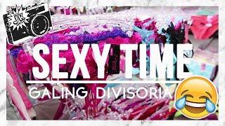 Sexy Lingerie sa Divisoria #TheJKVlogs | Kris Lumagui