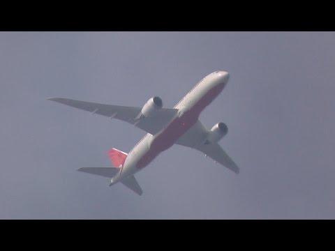 Air India Boeing 787-8 Dreamliner (VT-ANN) Takeoff London Heathrow Airport