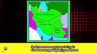 قحطی و کشتار ایرانیان در جنگ جهانی اول