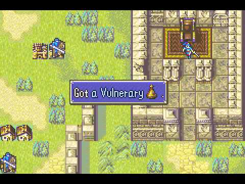 Fire Emblem - Walkthrough pt. 2 of via Vizzed by mrfe - User video