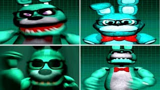 Five Nights with 39 All Jumpscares [EXTRAS]