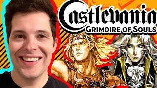 Castlevania: Grimoire of Souls and the Series' Future - Retail Reviews