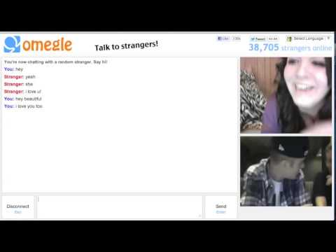 Justin Bieber Prank On Omegle: Reactions video