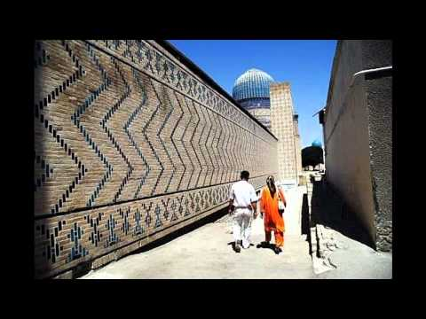 Check out Samarkand Uzbekistan