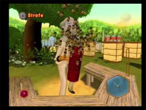 Bee Movie Game walkthrough part 15: Boss 2: Freddie