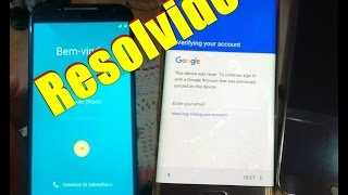 Como remover a conta do Google Moto G4, G4 Plus, G3, X Play, X Style, X2 e Outros