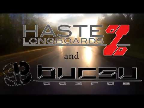 Bucsu gets Hasted! - Longboarding