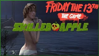Friday The 13th: The Game #2 Part 2 🍎 Friday The 13th Jason & Counselor PC Gameplay 🍎 Kill For Mom