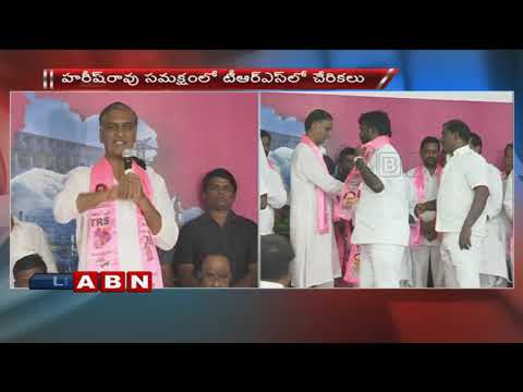 Minister Harish Rao speech at TRS Activists Meeting | Hyderabad