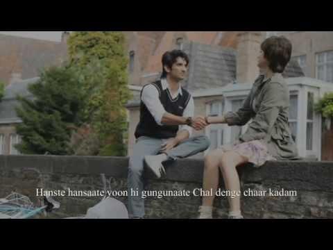 'chaar Kadam' Full  Song Lyrics | Pk Movie | Shaan, Shreya Ghoshal video