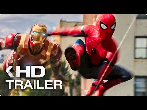 SPIDER-MAN: Homecoming Trailer (2017) thumbnail
