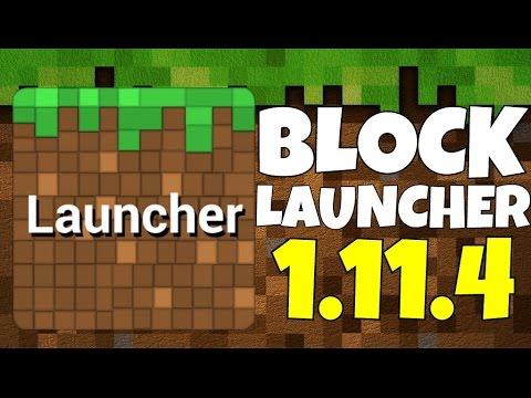 Скачать блок лаунчер для майнкрафт 0.147.0 на андроид