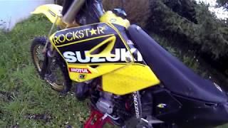Nouvelle Moto 250 RM / Test 125 Sx 2011