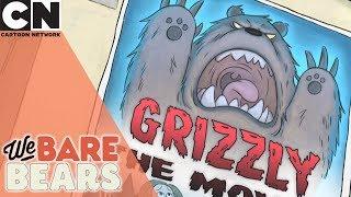 We Bare Bears   Using a Fake Bear   Cartoon Network