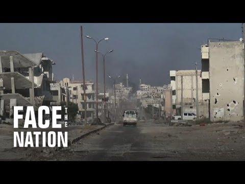 U.S. steps up airstrikes targeting al Qaeda in Syria