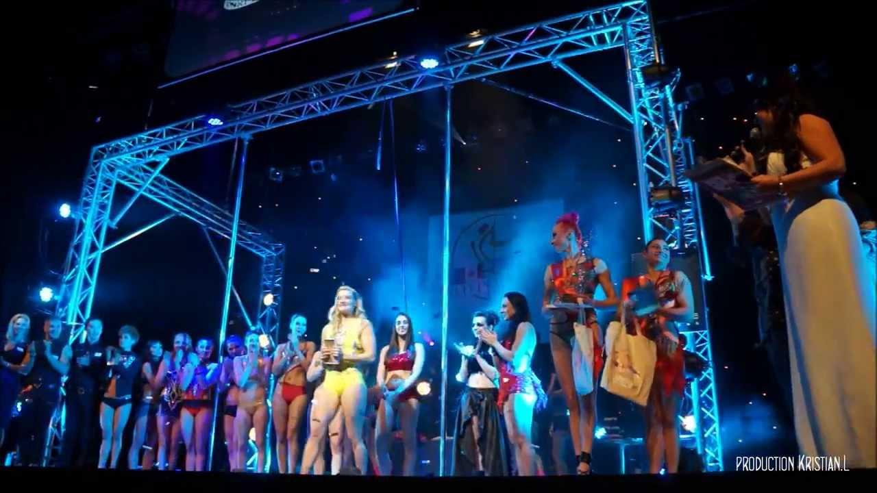 WORLD POLE DANCE SPORT FITNESS LONDON 2014 RESULTS WOMEN