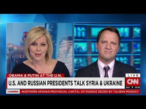 U.S. and Russian Presidents talk Syria and Ukraine