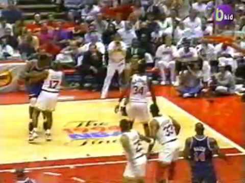 John Starks/NY Knicks: So Close yet So Far - NBA Finals ...
