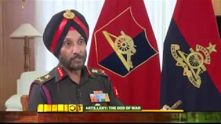 Artillery: The God Of War | Patriot With Major Gaurav Arya | Full Episode