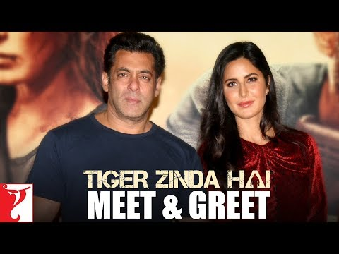Meet & Greet with Salman Khan and Katrina Kaif | Tiger Zinda Hai | In Cinemas Now