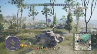 World of Tanks Console Pz. III/IV Mastery
