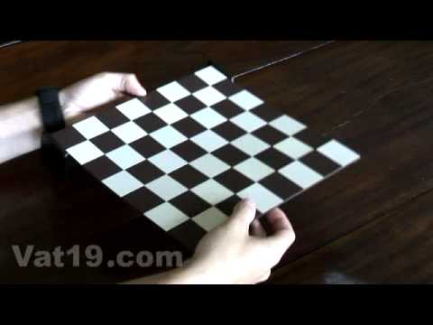 Chexx Checkers Set