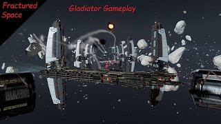 Fractured Space - Gladiator Gameplay