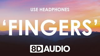 Zayn Fingers 8d Audio