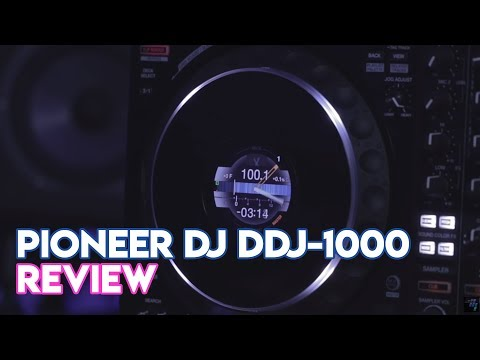 Pioneer DJ DDJ-1000 Full Review