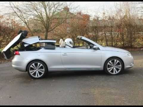 VW EOS 2.0 TDi SPORT CONVERTIBLE.avi - YouTube