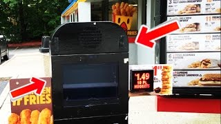 How to get Burger King Breakfast FAST!