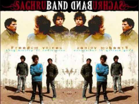 saghru band أغنية ثورية امازيغية مغربية