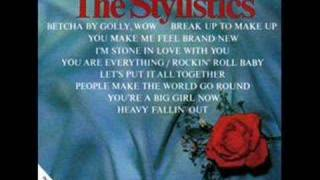 Watch Stylistics Youre A Big Girl Now video