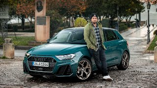 2018 | 2019 Audi A1 Sportback 35 TFSI (150 PS) Edition One S-Line Fahrbericht | Review | Test-Drive