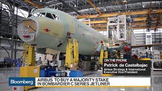 download lagu Airbus Executive Vp On Bombardier C Series Deal gratis