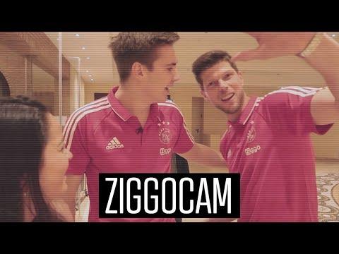 ZiggoCam - Hazes en Oostenrijkse muziek voor Max Wöber