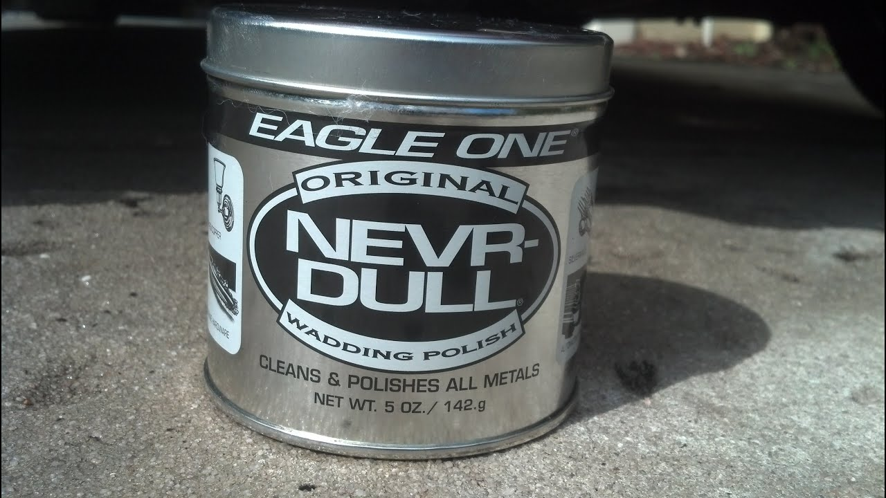 eagle one never dull metal polish review and test results