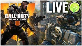 Call of Duty Black Ops 4 | PC Live | Come kick it! COD BO4