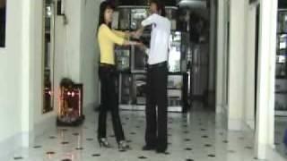 Bebop lop 4 bai 1/vũ sư Lê Nguyệt – cô Thanh Hằng
